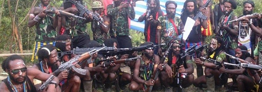 Free West Papua separatist terrorist group