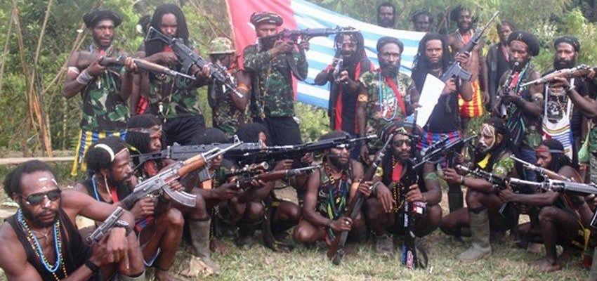 Free West Papua separatist terrorist group
